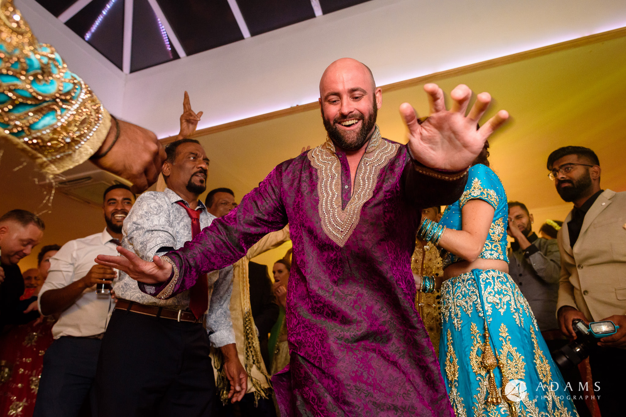 walled garden orchardleigh wedding photography dancing moves