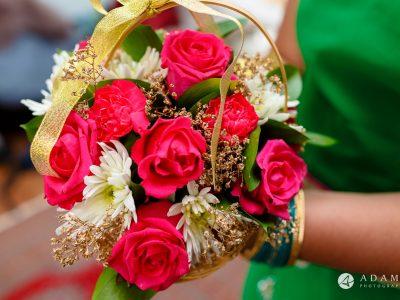 walled garden orchardleigh wedding flowers
