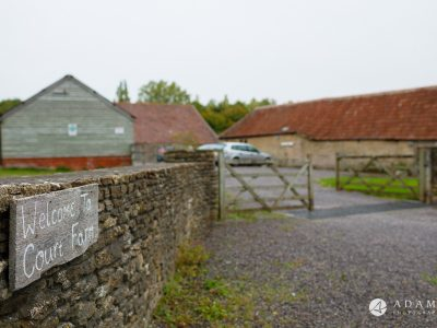 walled garden orchardleigh wedding getting ready venue