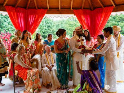 bride received new sari