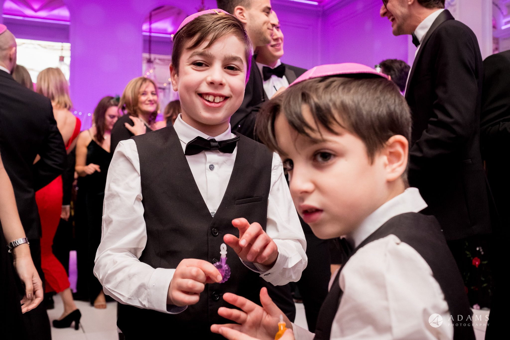 De Vere grand connaught rooms kids play with each other