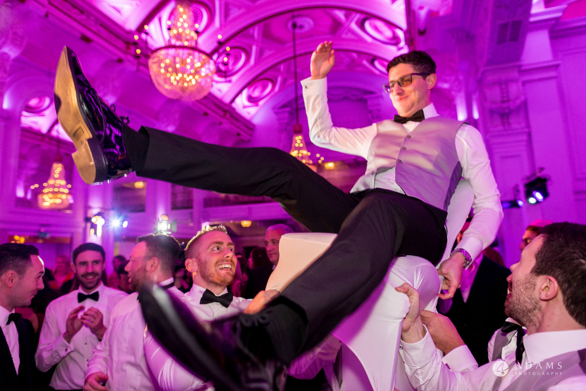 De Vere grand connaught rooms groom on cahir