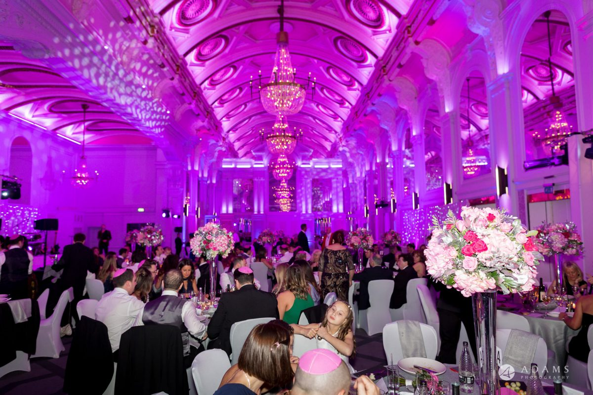 Grand connaught rooms photographer view of the room