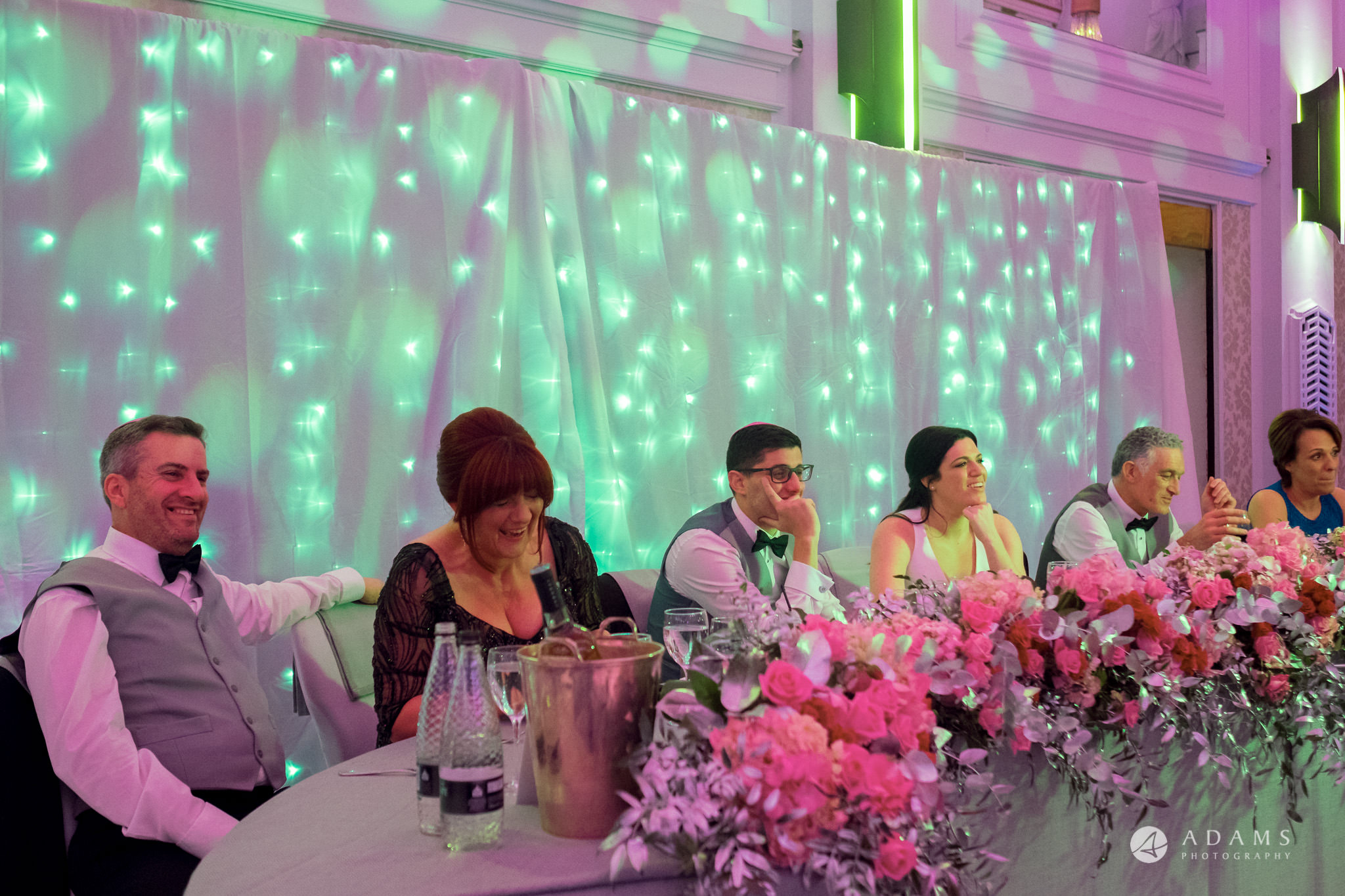Grand connaught rooms photographer top table