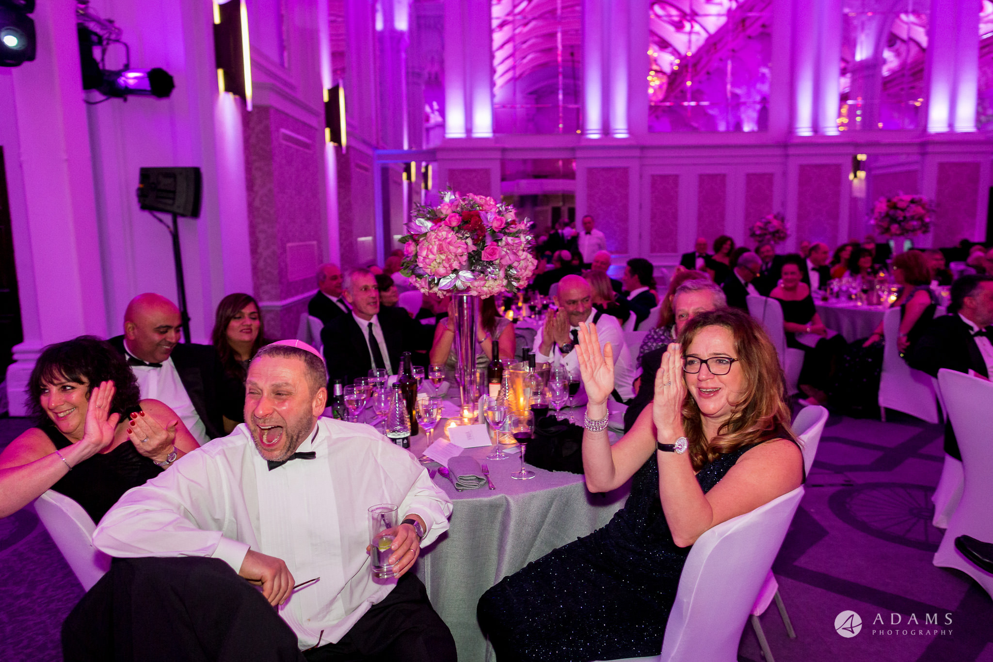 Grand connaught rooms guests reaction