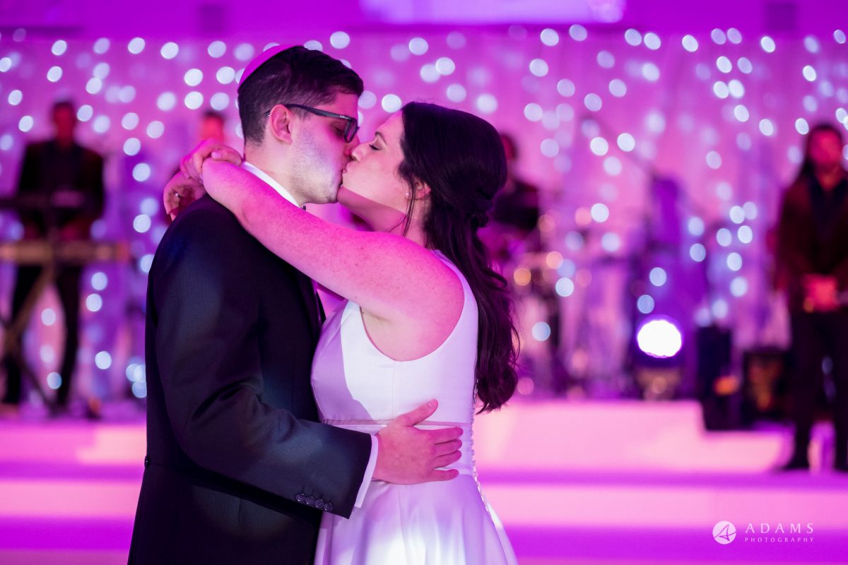 Grand connaught rooms first dance kiss