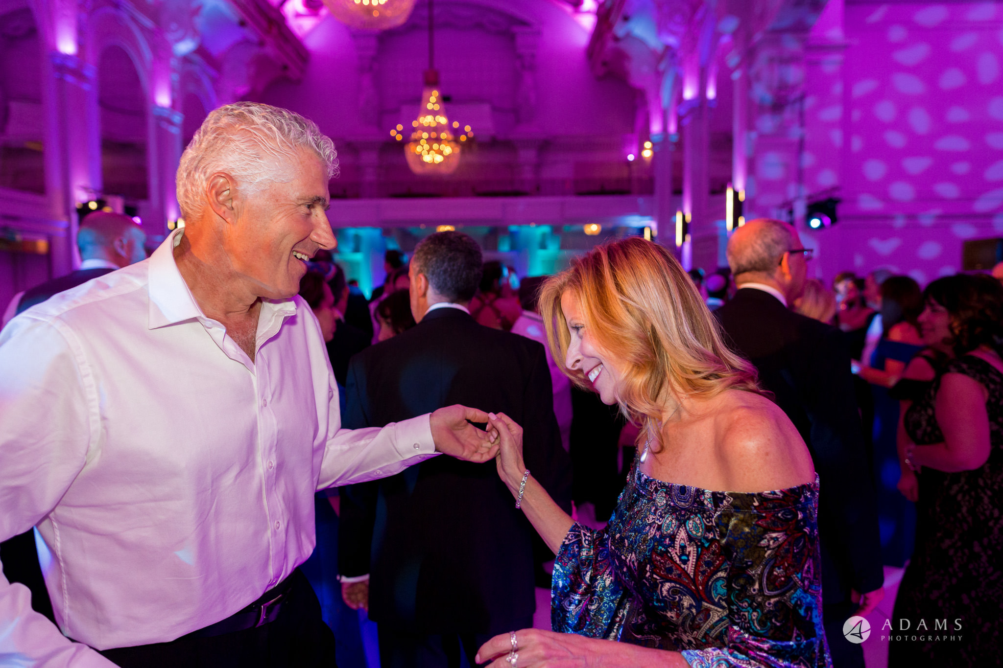 Grand connaught rooms guests dancing