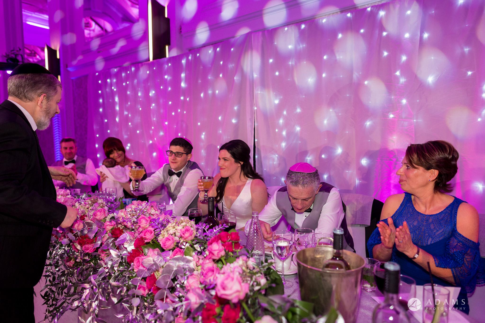 Grand connaught rooms rabbi take wine