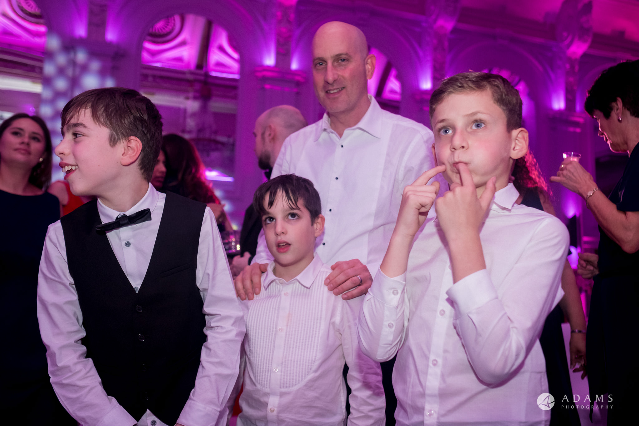 Grand connaught rooms wedding guests