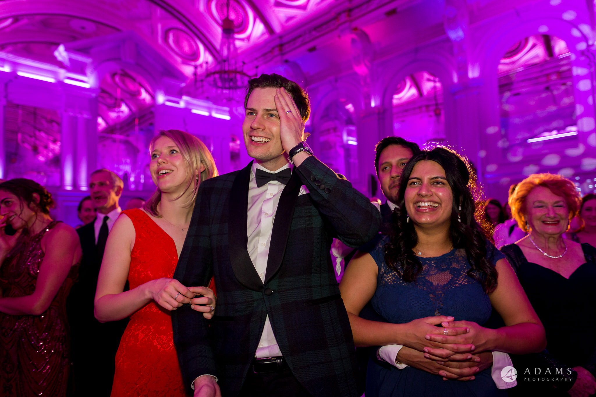 Grand connaught rooms wedding guests reaction