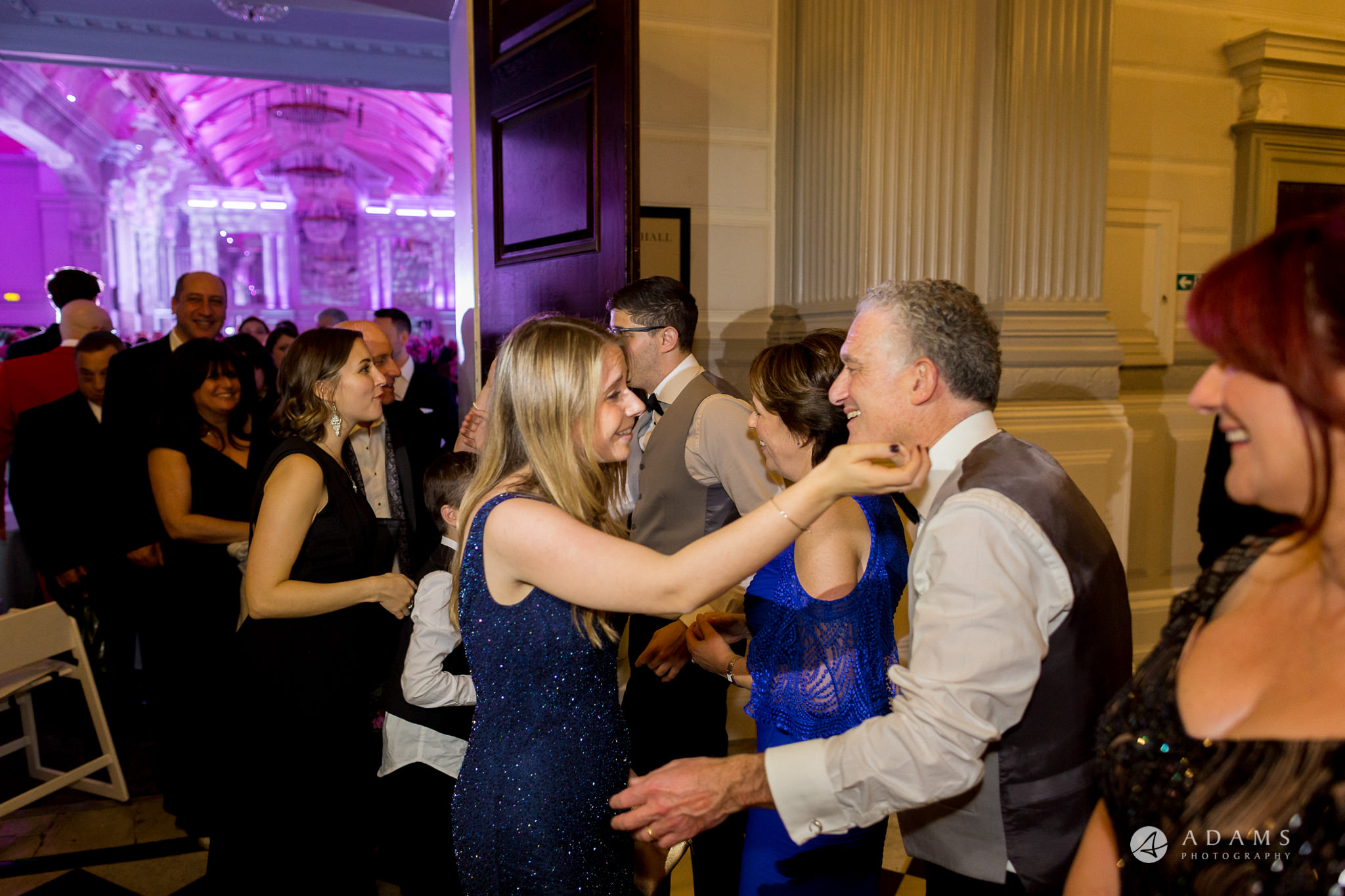 Grand connaught rooms wedding good by to guests