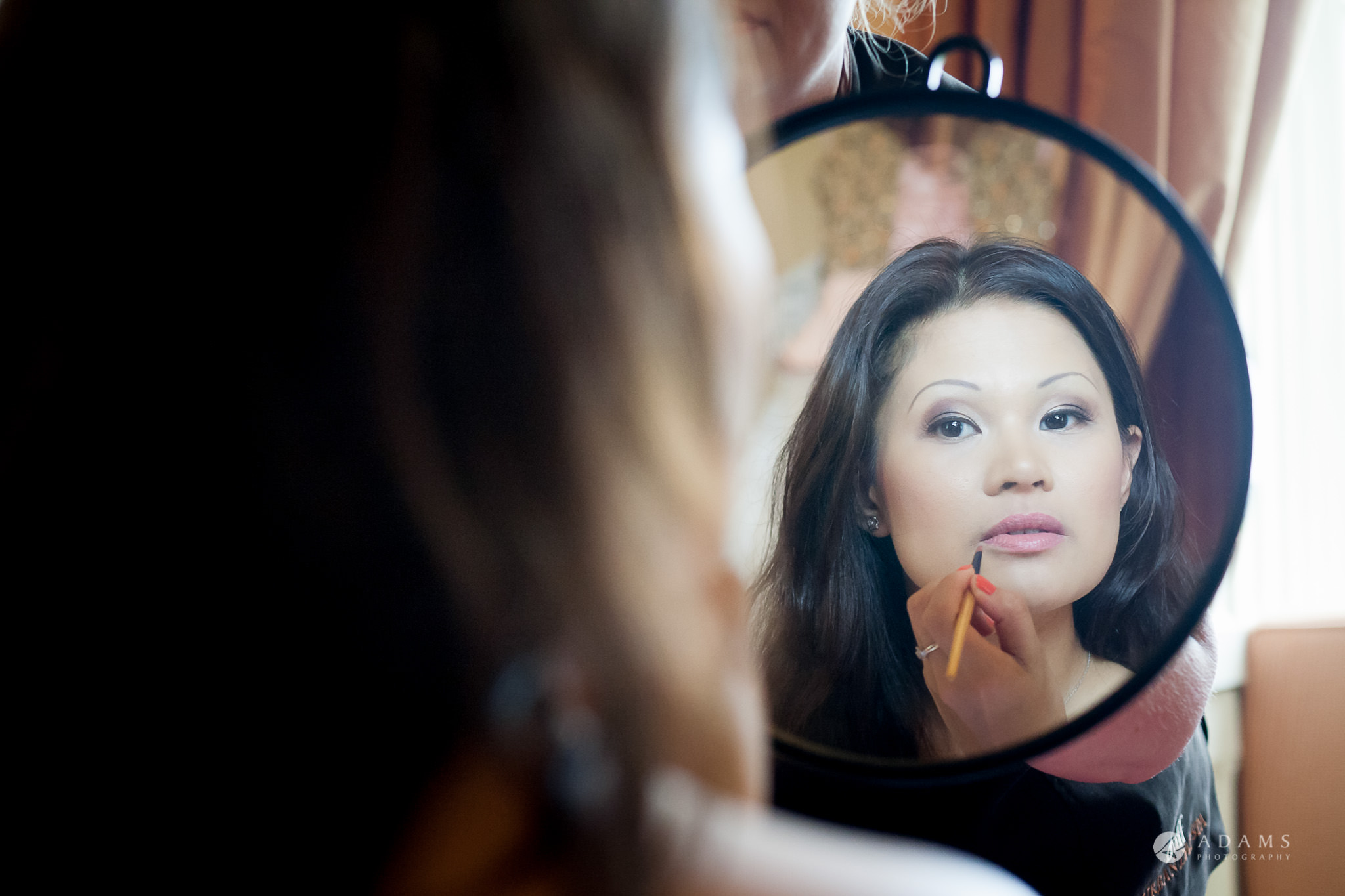 St Audries Park wedding bridal makeup