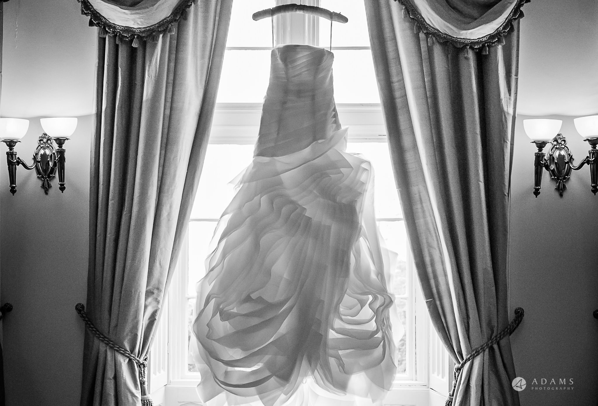 St Audries Park wedding dress