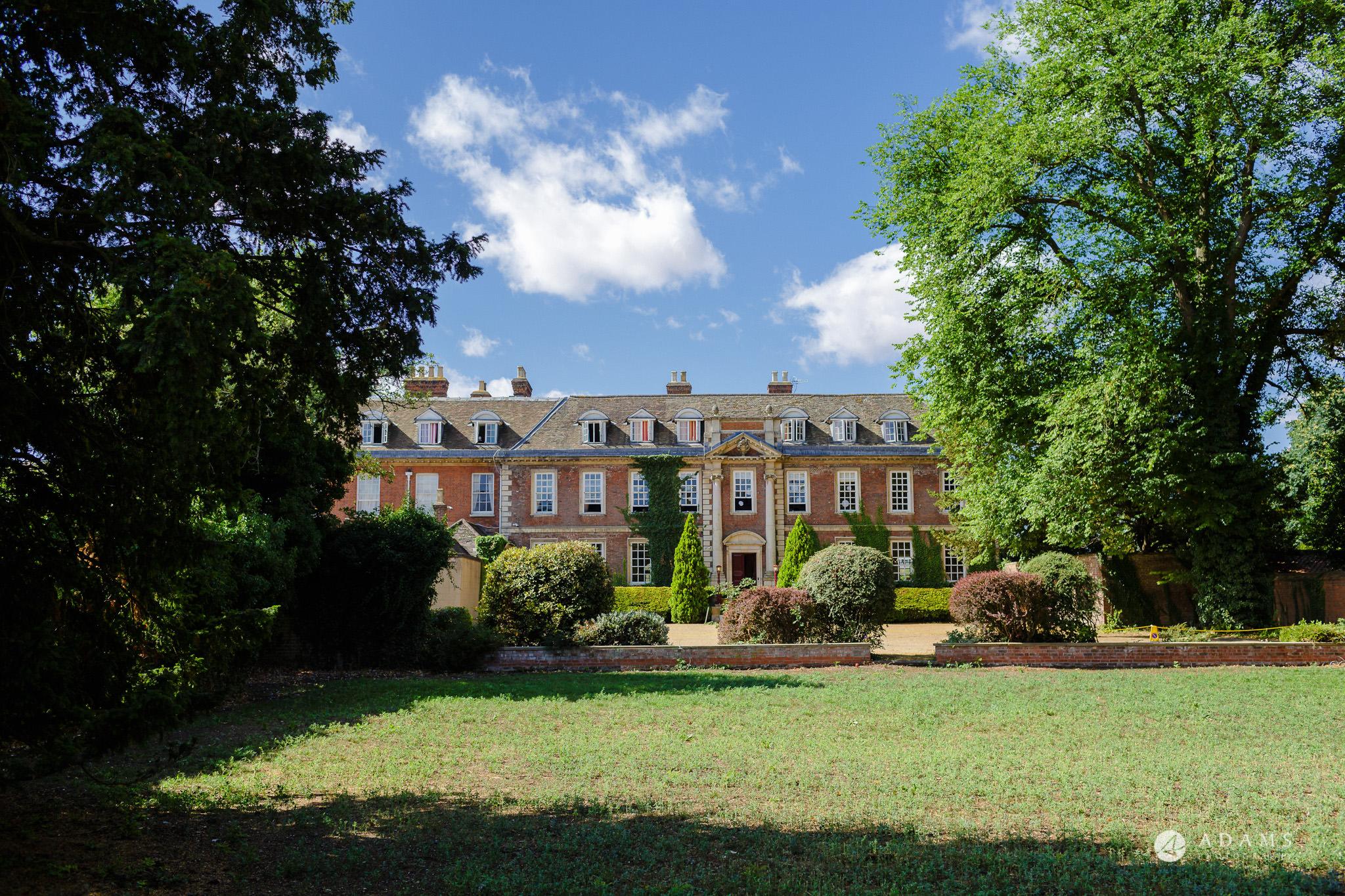Trinity College Cambridge wedding venue