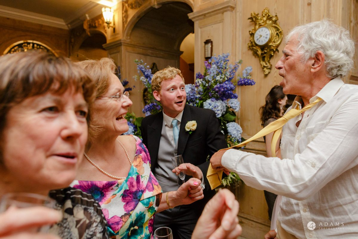 Trinity College Cambridge wedding parents dance