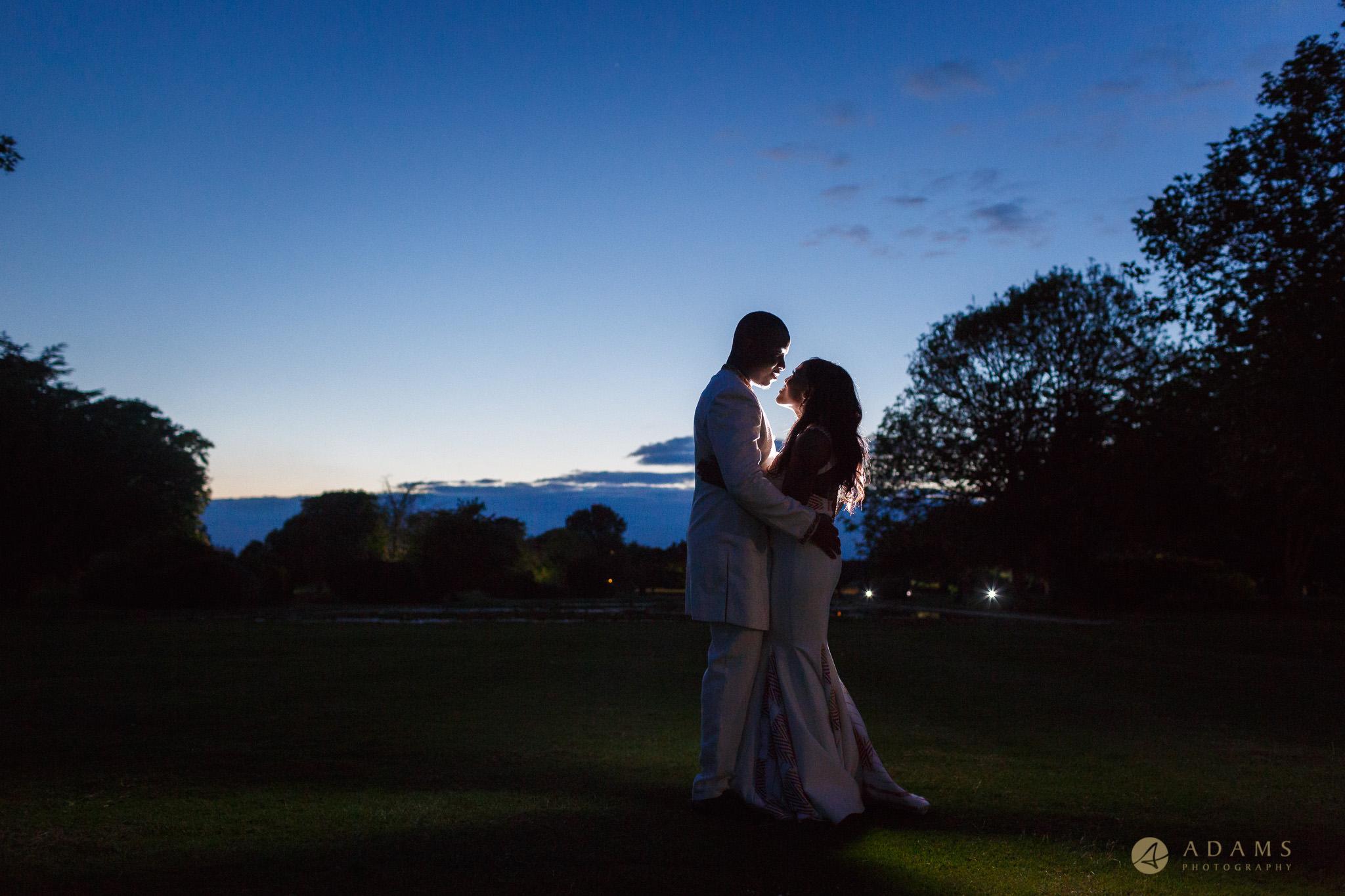 Boreham House wedding photographer couple hugging