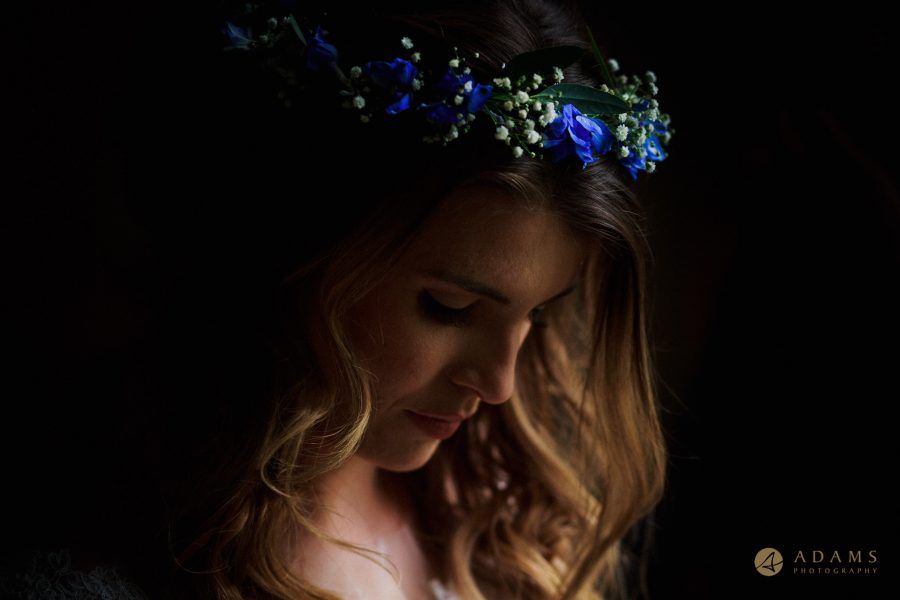 Wedding Photographer Cambridge bridal portrait