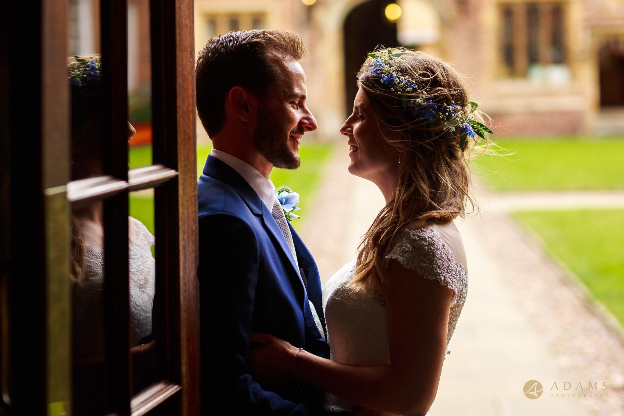Cambridge Photographer couple portrait