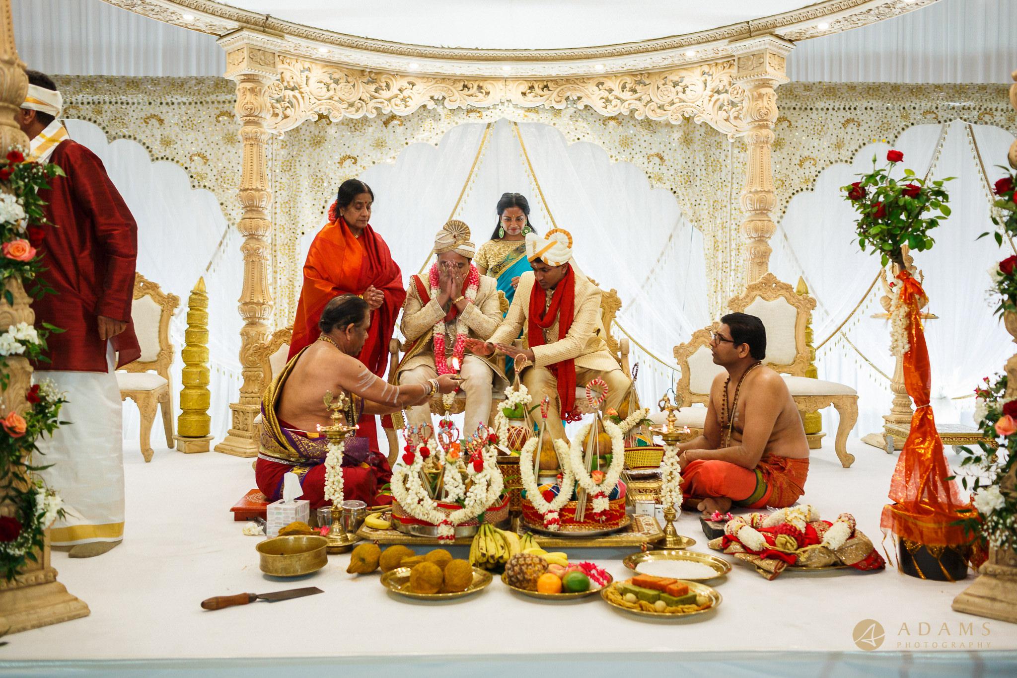 Langham Hotel Wedding Photographer Ceremony