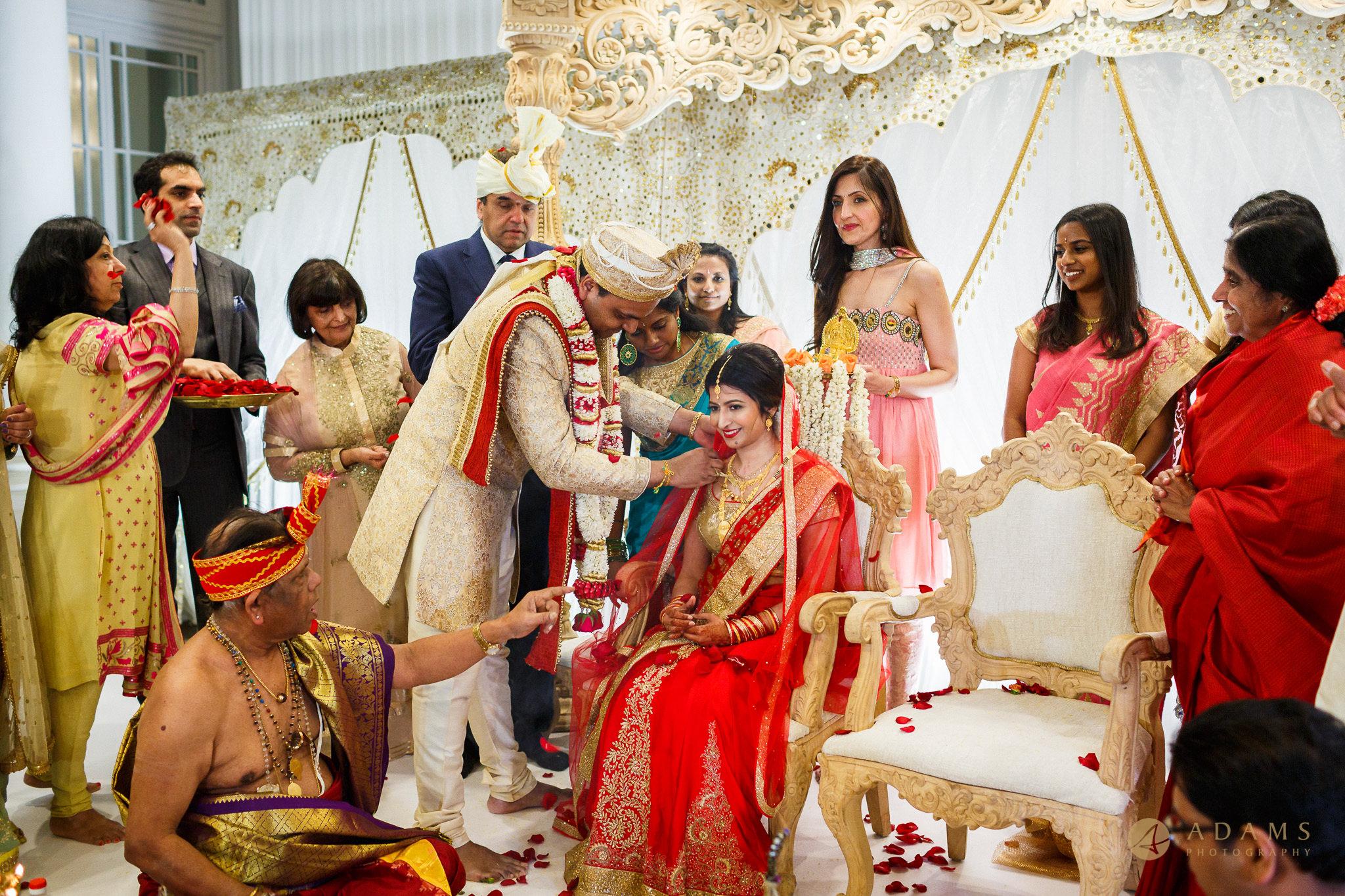 Tamil Thali ceremony
