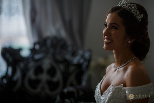 Old-Marylebone Town Hall Wedding Photography bridal portrait