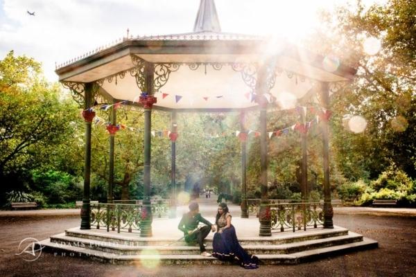 Battersea Pump House Gallery Wedding Photographer | Jin + Nin