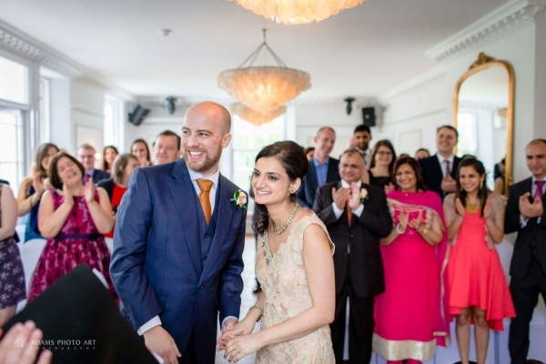Belair House Dulwich Wedding Photographer | Nehal + Eoin