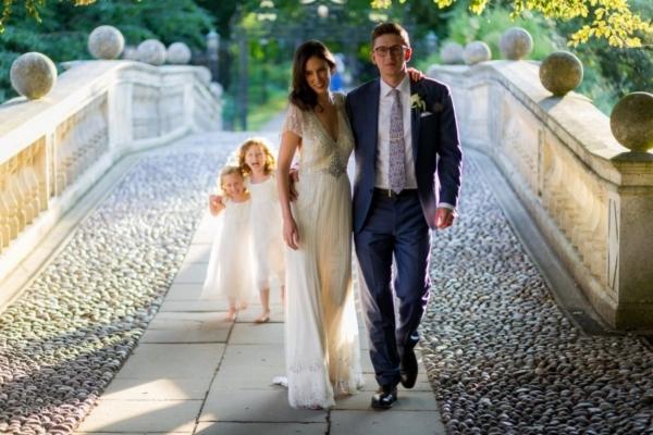 Clare College Cambridge Wedding Photographer | Julia + Rob