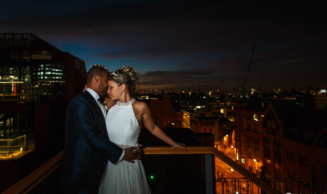 Eight Members Club Moorgate London Wedding Photography | Marina + Abiy
