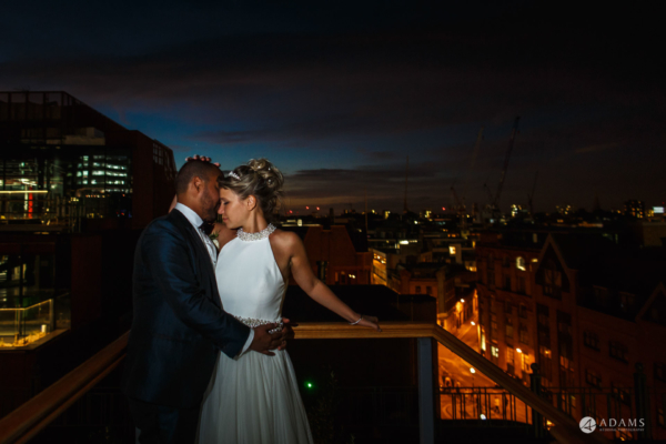Eight Members Club Moorgate London Wedding Photography | Marina + Abiy