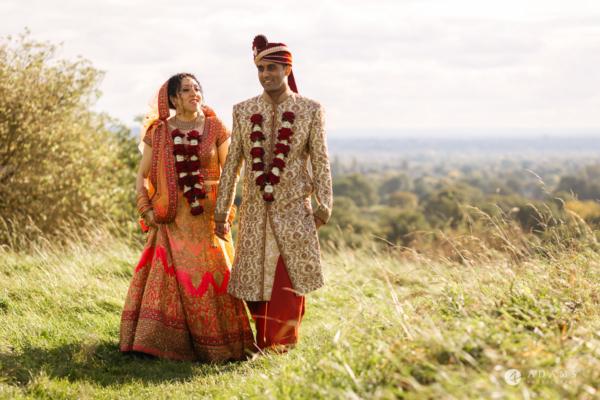 Hindu Wedding Premier Banqueting London Photos | Devina & Aakash