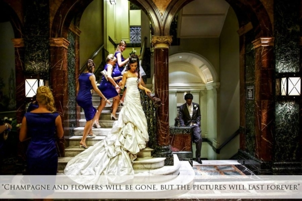 Mandarin Oriental Hotel London Wedding Photographer | Cey + Hassan