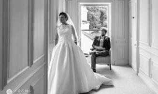 Morden Hall Wedding Photographer | Corinna + Ed