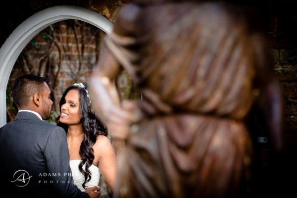 Northbrook Park Wedding Photographer | Bharkavy + Edwin