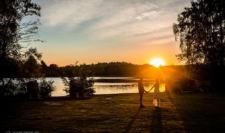 Pre Wedding Photography at Virginia Water   Sara + Anojan