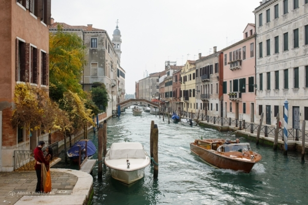 Destination Pre Wedding Photography Venice | Twa + Len