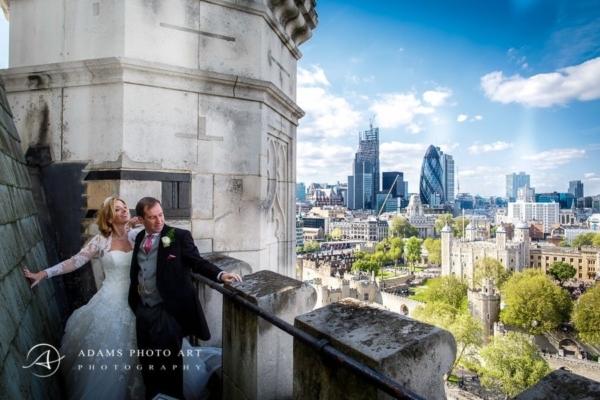 Tower Bridge Wedding Photographer   Mel + Colin