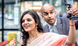 Veena and Kris