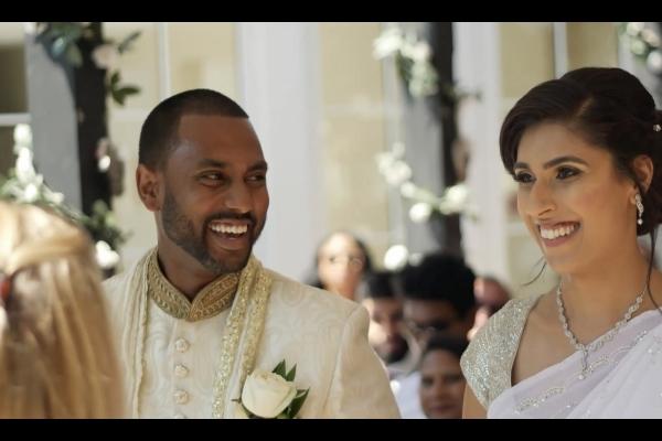 Wedding Video Hayne House Kent   Ryan & Zahra