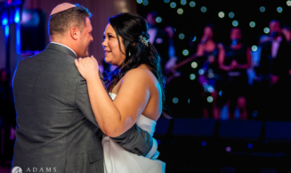 Jewish Wedding at The Grove Hotel | Jenna + Nick