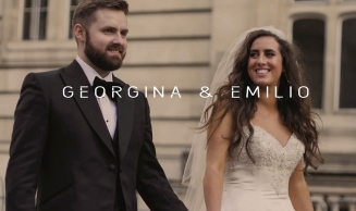 One Great George Street Wedding Video | Georgina & Emilio
