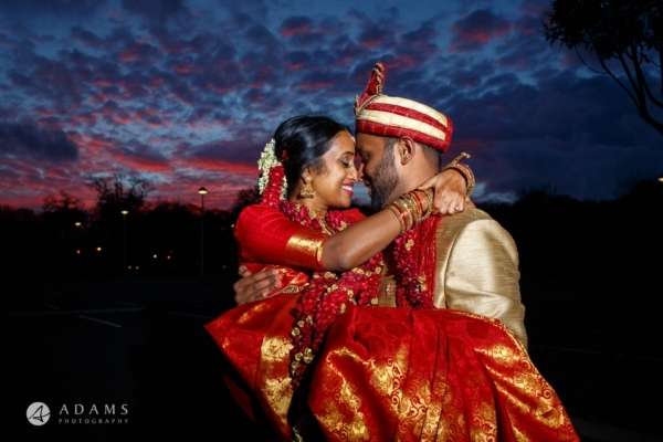 Oshwal Centre Wedding Photos | Twa + Len