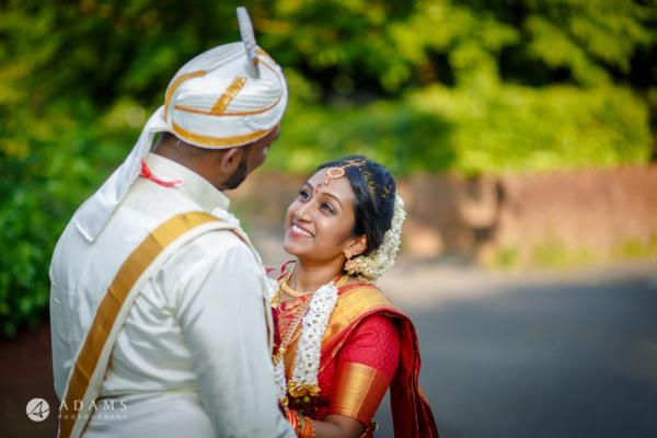 Saranya + Gobi