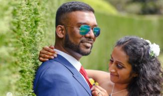 Windsor Racecourse Wedding Photographer | Saranya + Gobi