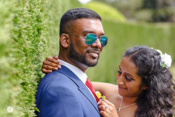 Windsor Racecourse Wedding Photographer | Saranya + Gobi